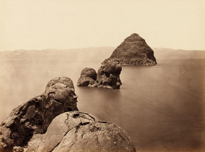 13. Tufas of Pyramid Lake - Washoe County, NV