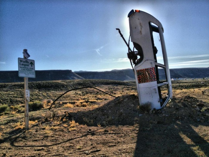 9. International Car Forest of The Last Church - Goldfield, NV