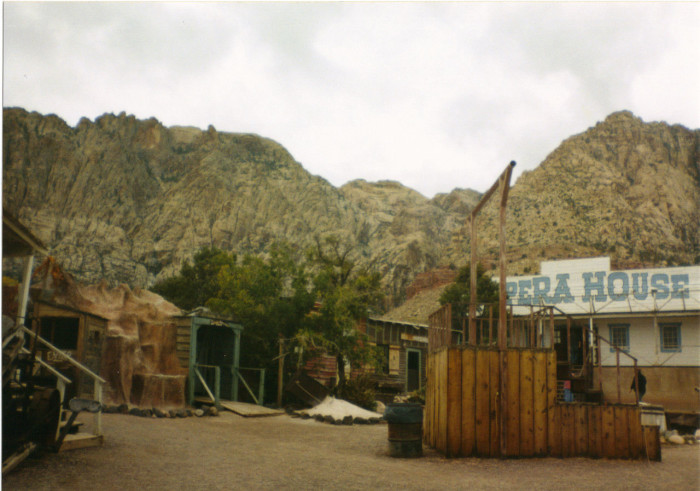 7. Bonnie Springs Ranch - Las Vegas