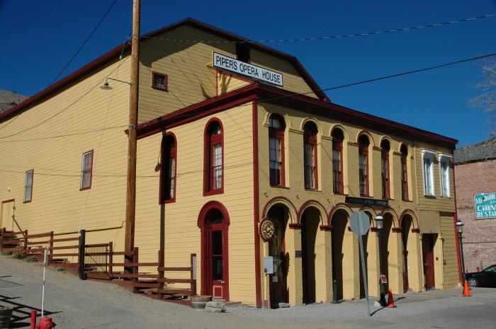 8. Piper's Opera House - Virginia City