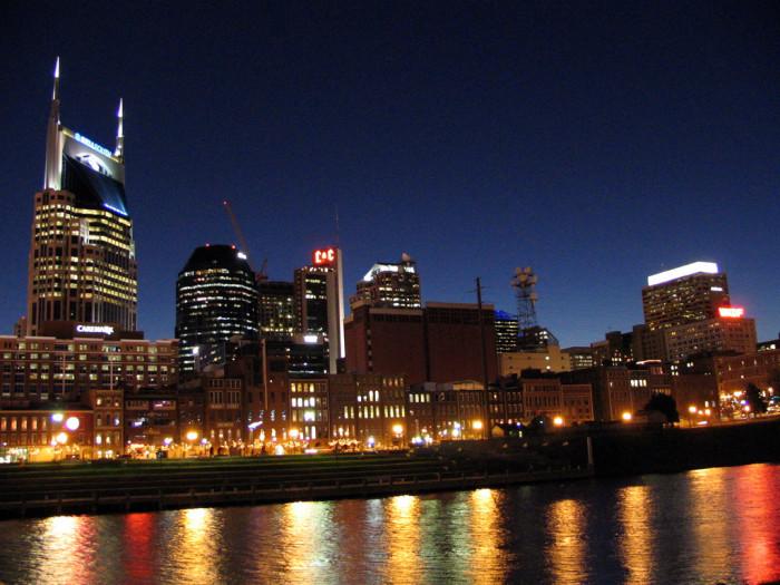 3) Nashville