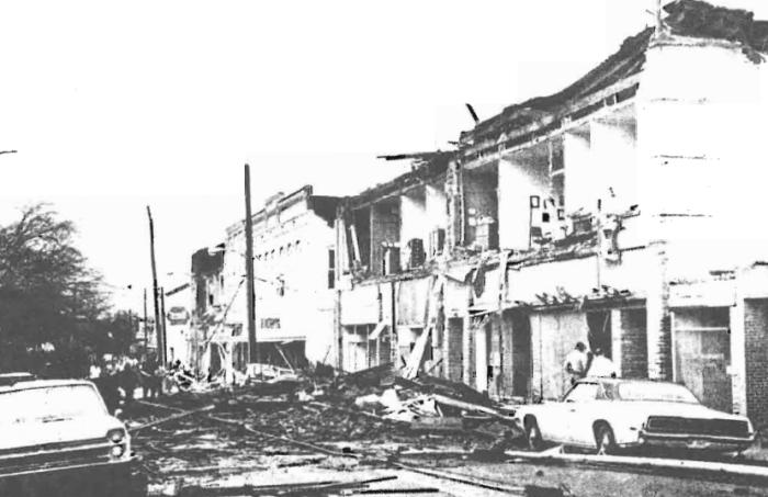 3.) Super Outbreak of 1974
