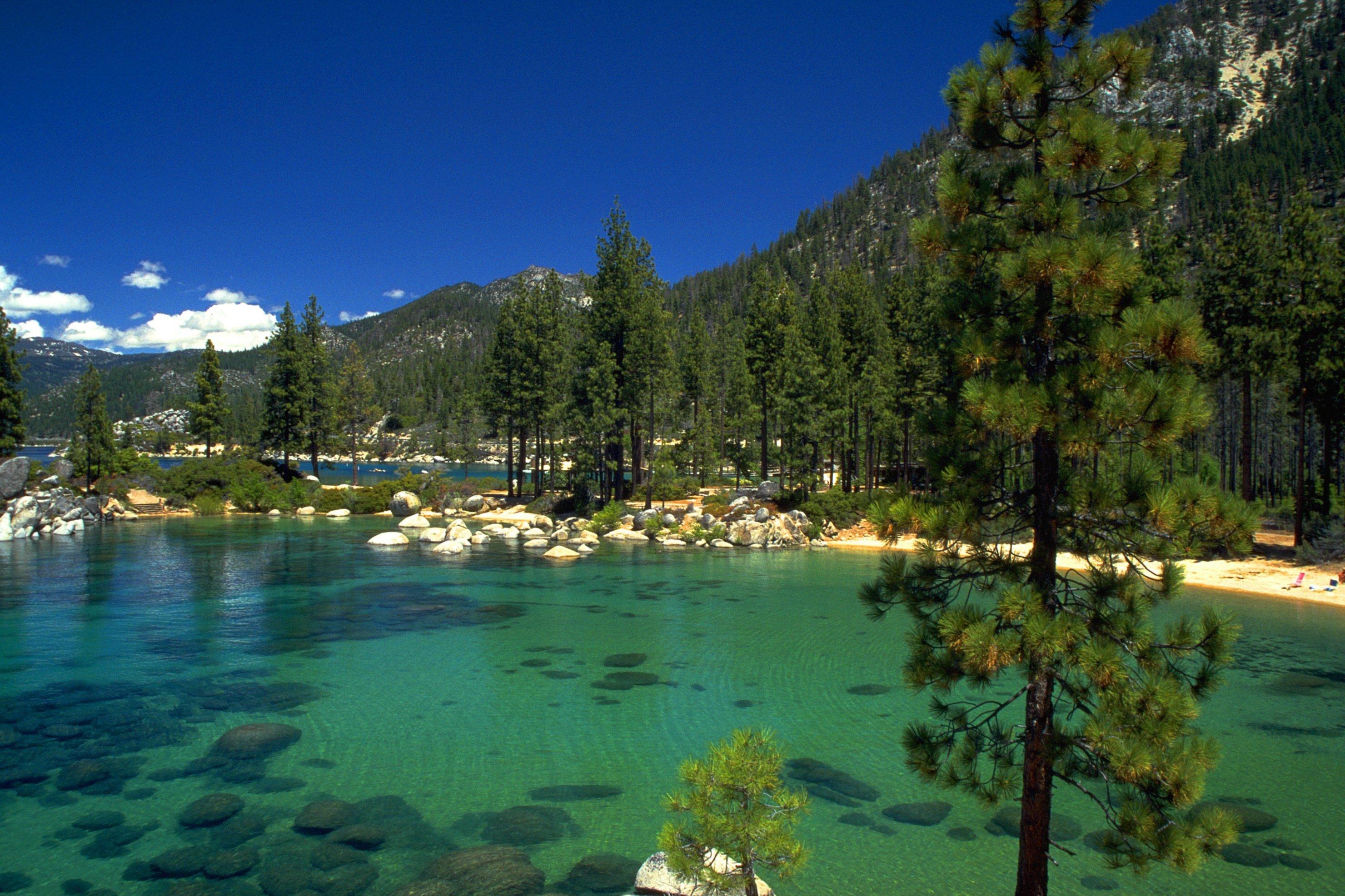 10 Gorgeous Lakes In Nevada