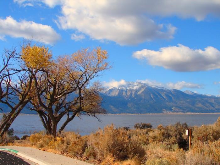 6. Washoe Lake