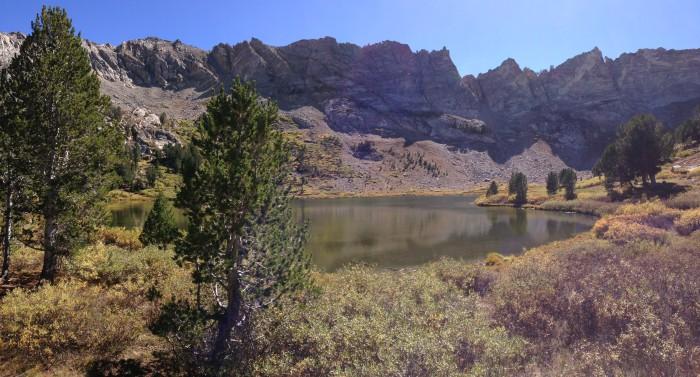 7. Castle Lake