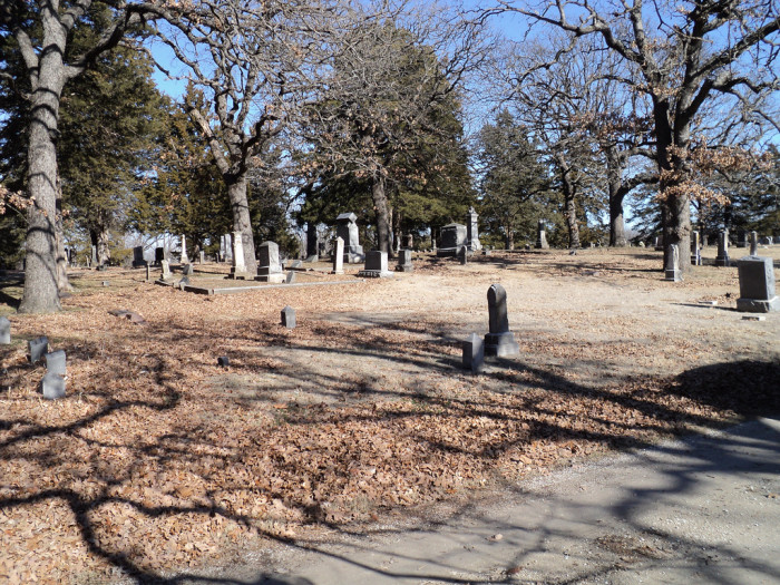 3) New Park Cemetery - Memphis