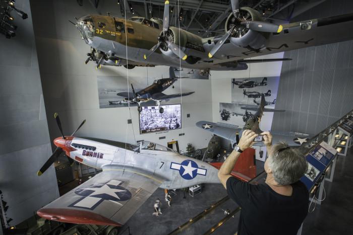 10. The World War II Museum (New Orleans)