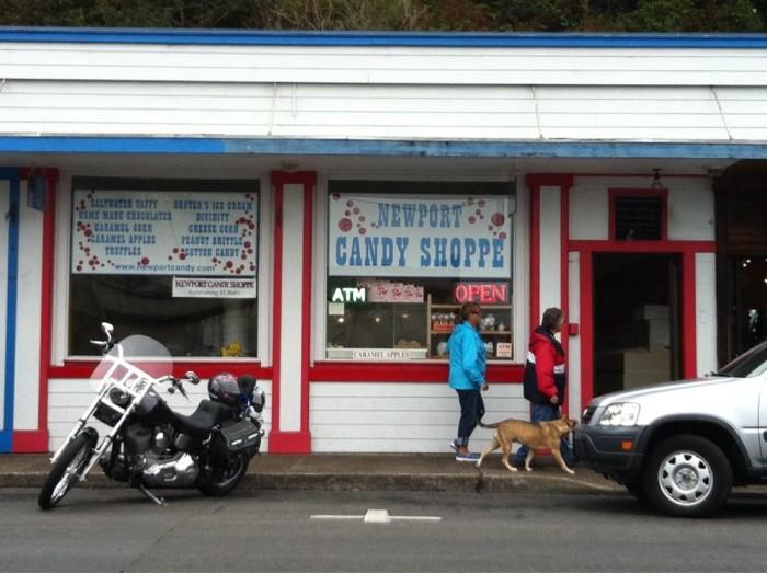 12) Newport Candy Shoppe