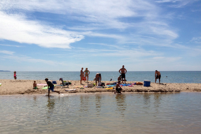 7) North Bar Lake, Sleeping Bear Dunes National Lakeshore