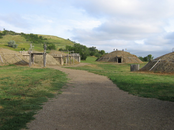6. Fort Abraham Lincoln State Park