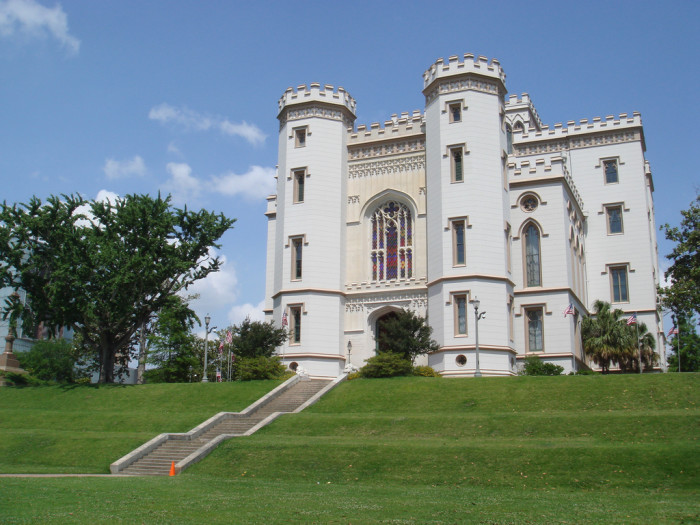 Most People Don 39 T Realize These 7 Castles Are In Louisiana