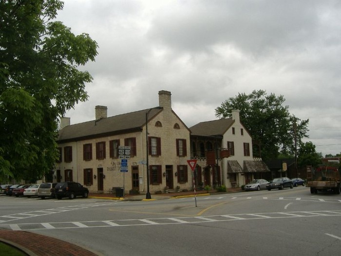 3. Old Talbott Tavern Inn