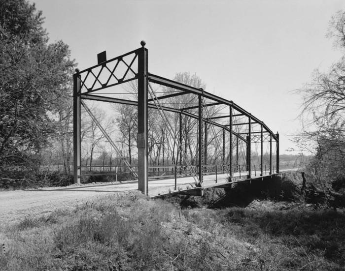 8.) Onion Creek Bridge (Coffeyville)