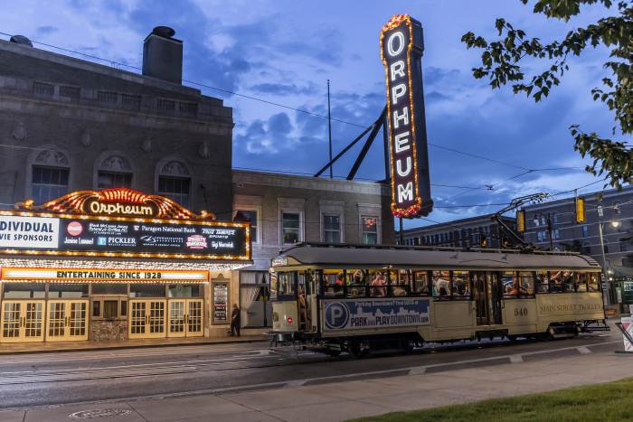 Orpheum Theater - Memphis