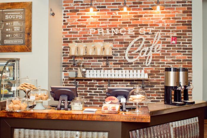 9. Prince Street Cafe, Lancaster