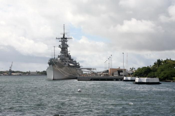 12) Pearl Harbor