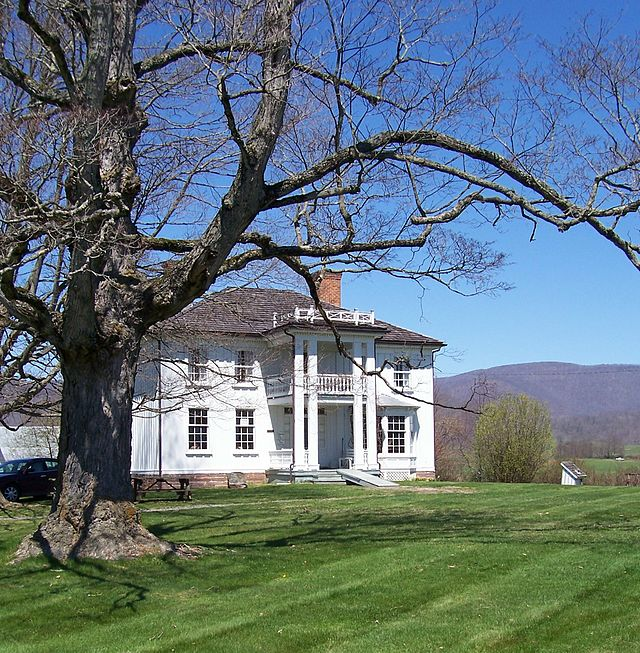 7. Pearl S. Buck homeplace