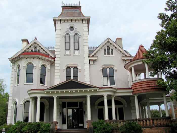 16. Penn-Wyatt House, Danville