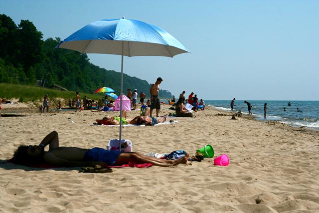 5) Pier Cove Beach