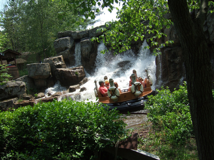 8) Pigeon Forge