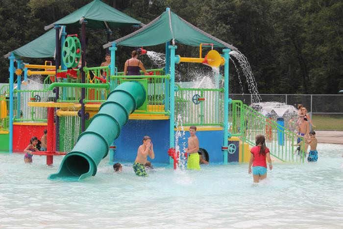 Pocahontas Water Park
