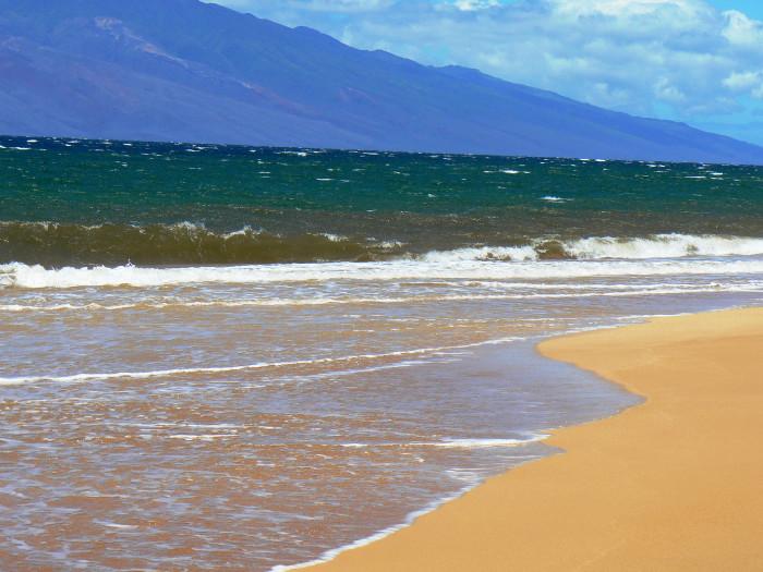 14) Polihua Beach, Lanai