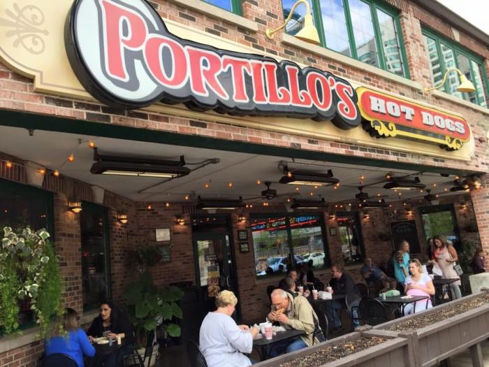8) Portillo's Hot Dogs, Chicaago