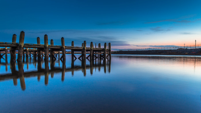23. Sunset on the Potomac