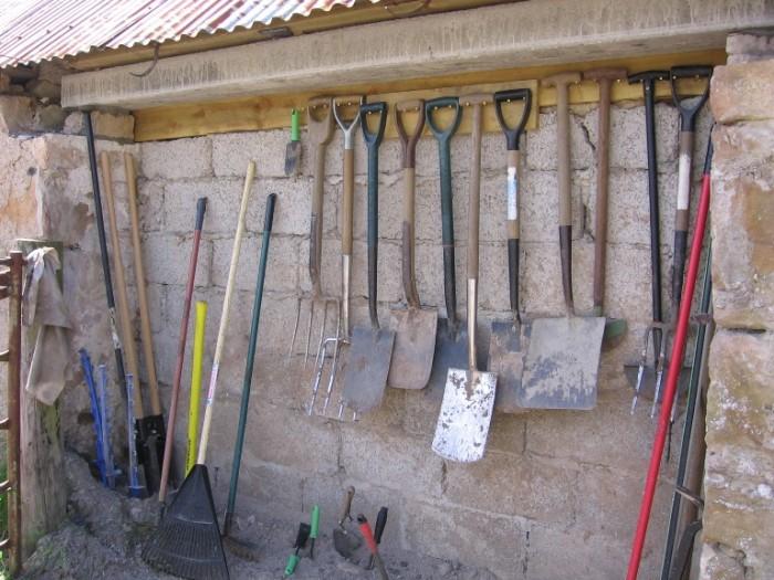 3. Yard Tools