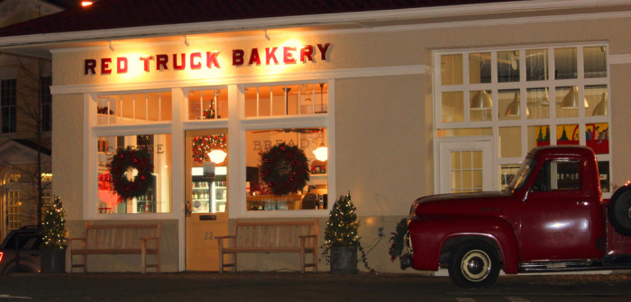1. The Red Truck Bakery, Warrenton