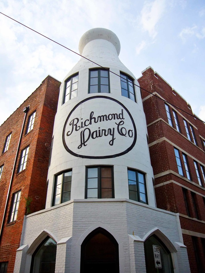 4. The Richmond Dairy Apartments, Richmond