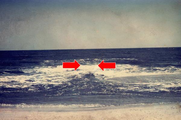 4. Rip tide
