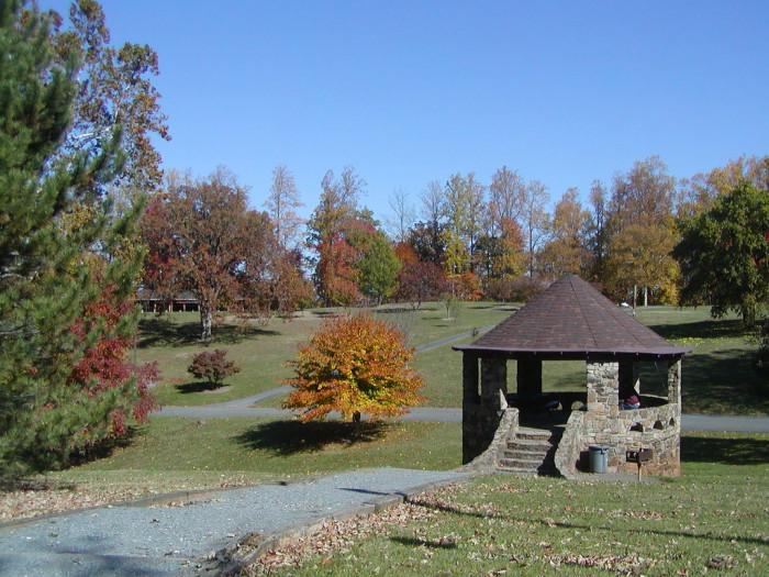 14. Riverside Park, Lynchburg