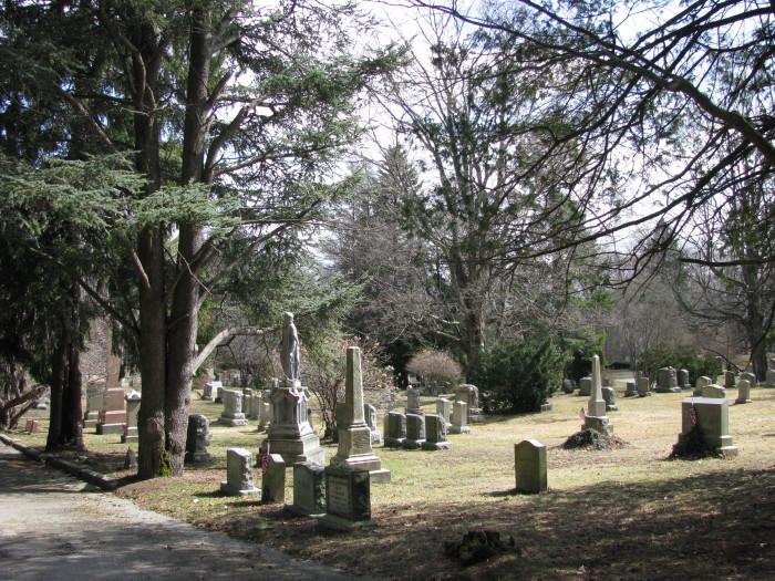 2) Riverside Cemetery - Jackson