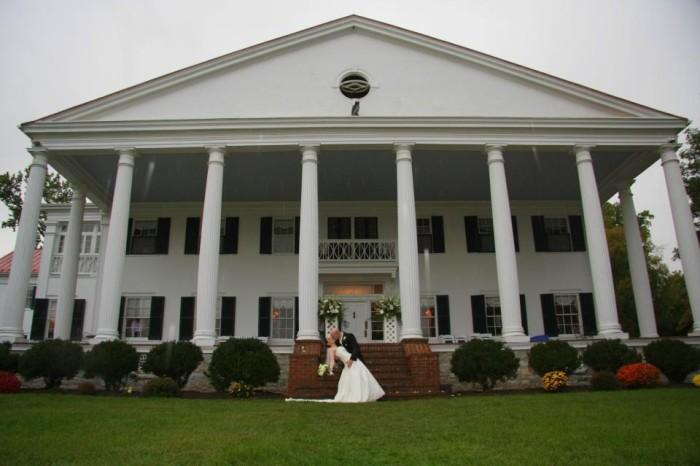 4. Historic Rosemont Manor, Berryville