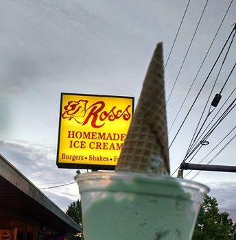 7) Rose's Ice Cream, Portland