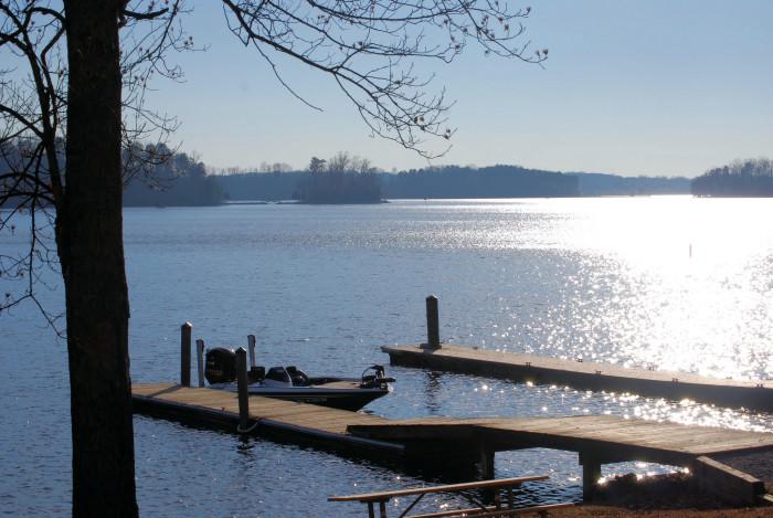 17. Smith Mountain Lake, Huddleston