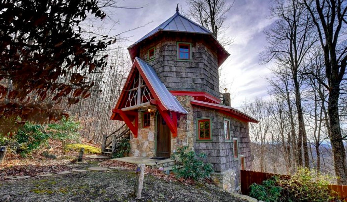 10 Unique Places To Stay In North Carolina