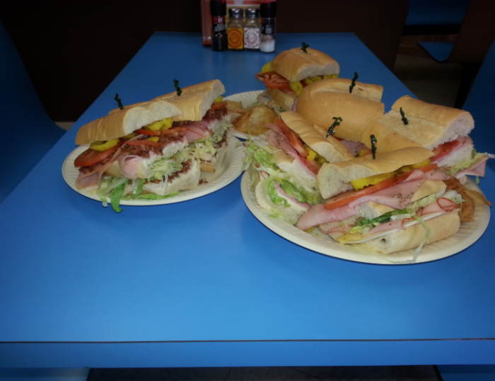 9. Wally's Deli, Emmaus and Allentown