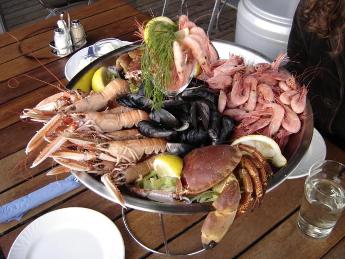 4. Florida Seafood Festival