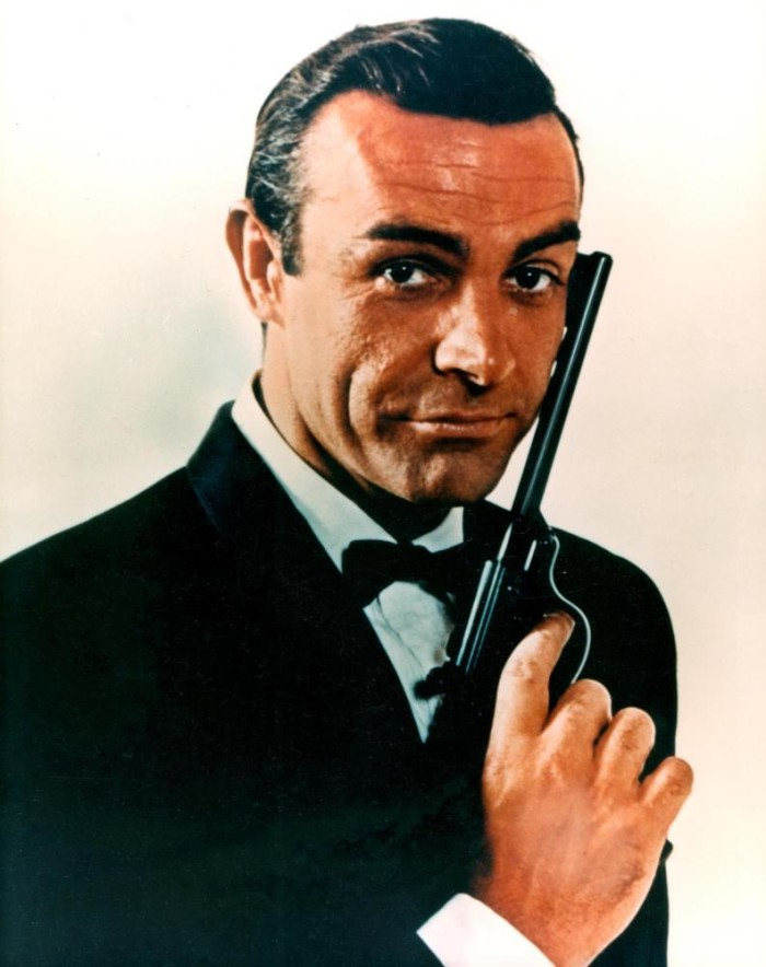 13. The Secret Agent Man (and woman)