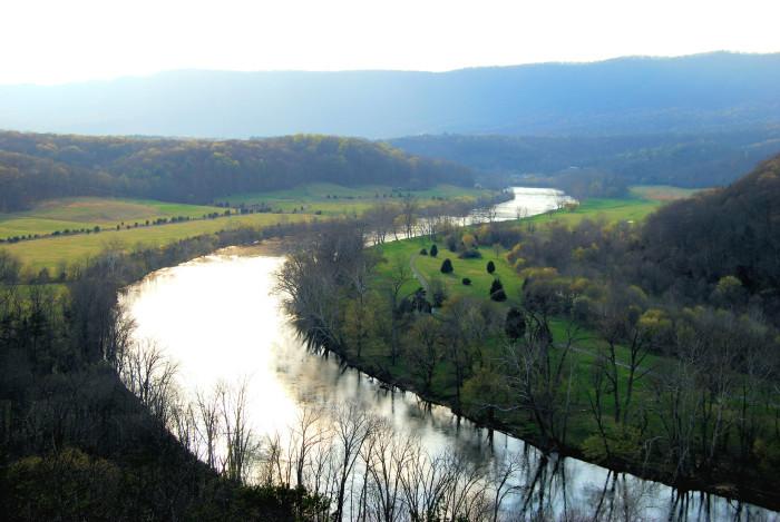 11. Shenandoah River State Park, Bentonville