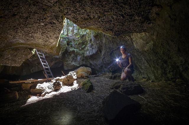 5) Skylight Cave