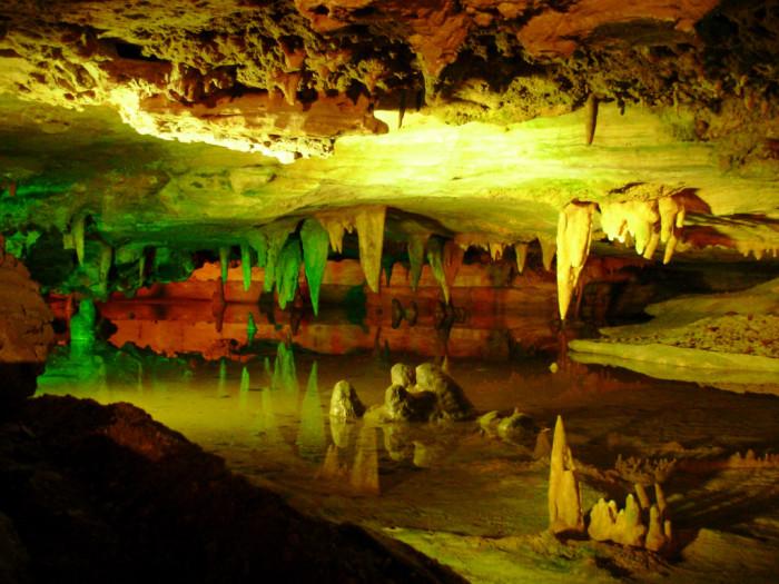 3. Skyline Caverns, Front Royal