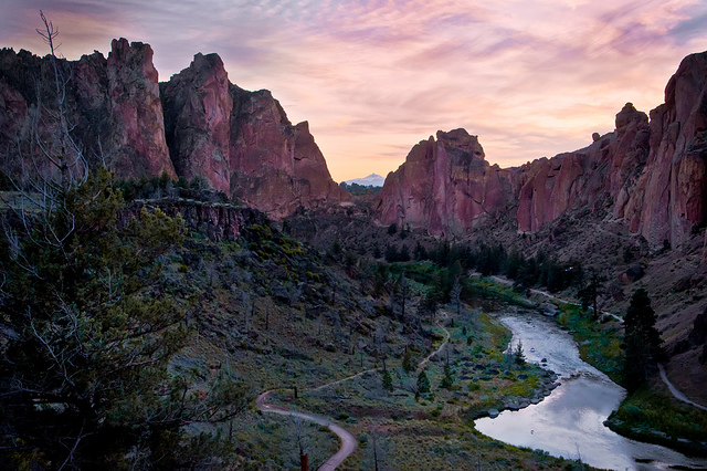 5) Smith Rock State Park