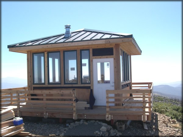 2) Snow Camp Lookout, Rogue River-Siskiyou National, Near Gold Beach and Brookings