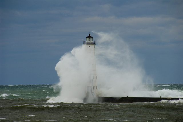 3) Lighthouse