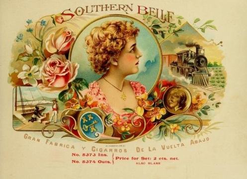 1. The Southern Belle