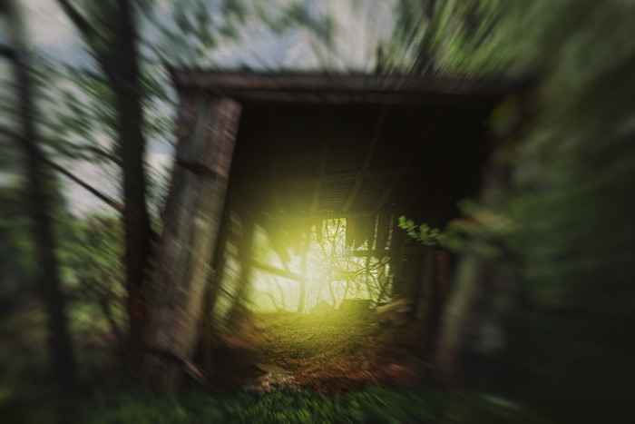 4. Perfect LIght on an Old Barn in Southwest Virginia
