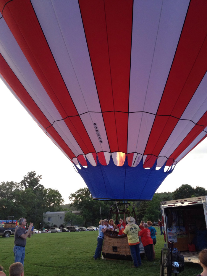 Southwestern VMI Balloon